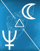 Луна, Нептун тригон, трин в натальной карте