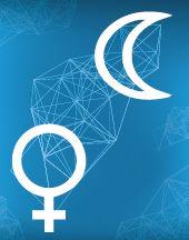 Луна, Венера соединение в натальной карте