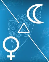 Луна, Венера трин, тригон в натальной карте