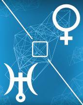 Венера, Уран квадрат в натальной карте