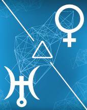 Венера, Уран трин, тригон в натальной карте