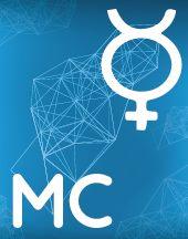 Меркурий, МС соединение в натальной карте