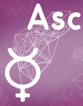 Меркурий - Асцендент (Асц) соединение в синастрии