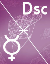Меркурий - Десцендент (Дсц) секстиль аспект в синастрии