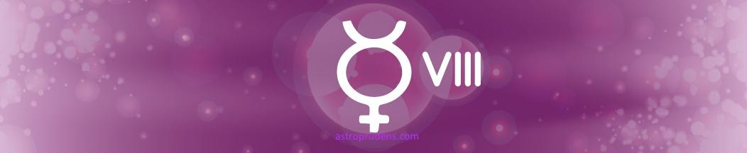 Меркурий в 8 доме (синастрия)