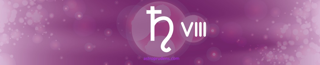 Сатурн в 8 доме (синастрия)