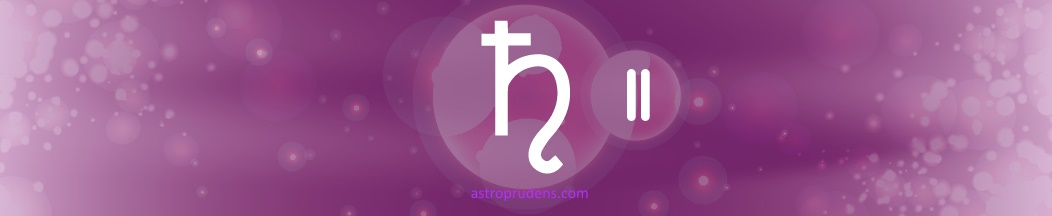 Сатурн во 2 доме (синастрия)