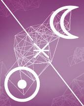 Секстиль Солнце - Луна в синастрии