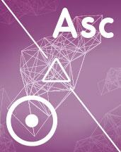 Трин Солнце - Асцендент (Asc) в синастрии