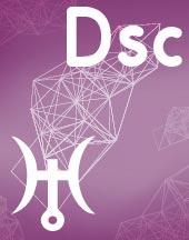 Уран - Дсц (Десцендент) соединение в синастрии