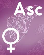 Венера - Асцендент (Асц) соединение аспект в синастрии.
