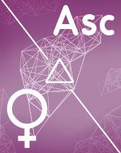 Венера - Асцендент (Асц) трин аспект в синастрии