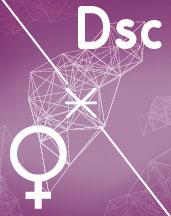 Венера - Десцендент (Дсц) секстиль аспект в синастрии