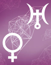 Венера -Уран соединение аспект в синастрии