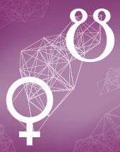 Венера - Южный (нисходящий, заходящий) узел соединение аспект в синастрии