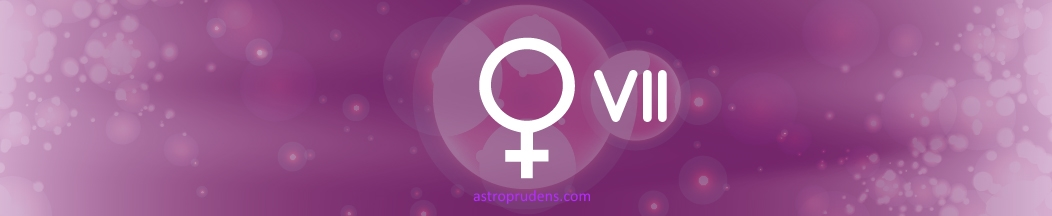 Венера в 7 доме (синастрия)