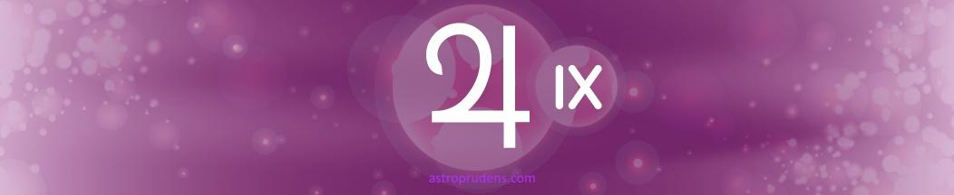 Юпитер в 9 доме (синастрия)