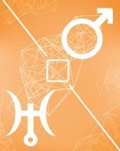 Марс - Уран квадрат в транзитной астрологии (транзит)