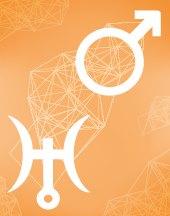 Марс - Уран соединение в транзитной астрологии (транзит)