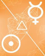 Меркурий - Солнце трин в транзитной карте (транзиты)