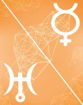Меркурий - Уран оппозиция в транзитной карте (транзиты)