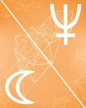Нептун - Луна оппозиция в транзитной астрологии (транзиты)