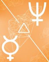 Нептун - Меркурий трин в транзитной астрологии (транзиты)