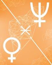 Нептун - Венера секстиль в транзитной астрологии (транзиты)