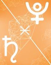 Плутон - Сатурн секстиль в транзитной астрологии (транзиты)
