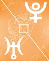 Плутон - Уран квадрат в транзитной астрологии (транзиты)