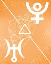 Плутон - Уран трин в транзитной астрологии (транзиты)