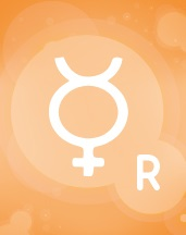 Ретроградный Меркурий в транзитной астрологии