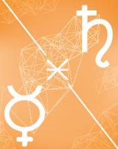 Сатурн - Меркурий секстиль в транзитной астрологии (транзиты)