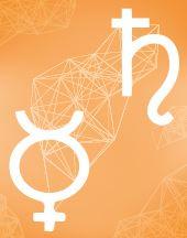 Сатурн - Меркурий соединение в транзитной астрологии (транзиты)