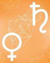 Сатурн - Венера соединение в транзитной астрологии (транзиты)
