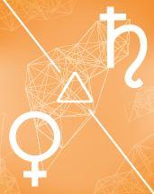 Сатурн - Венера трин в транзитной астрологии (транзиты)