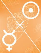 Солнце - Меркурий секстиль в транзитной карте (транзиты)