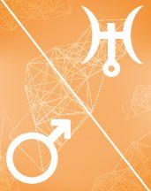 Уран - Марс оппозиция в транзитной астрологии (транзиты)
