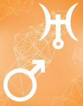 Уран - Марс соединение в транзитной астрологии (транзиты)