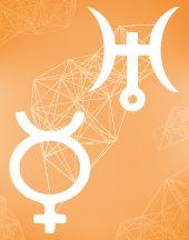 Уран - Меркурий соединение в транзитной астрологии (транзиты)