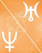 Уран - Нептун оппозиция в транзитной астрологии (транзиты)