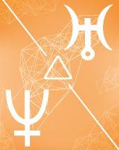 Уран - Нептун трин в транзитной астрологии (транзиты)