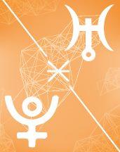 Уран - Плутон секстиль в транзитной астрологии (транзиты)