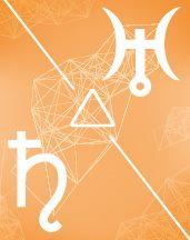 Уран - Сатурн трин в транзитной астрологии (транзиты)