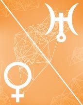 Уран - Венера оппозиция в транзитной астрологии (транзиты)