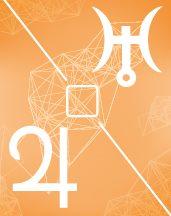 Уран - Юпитер квадрат в транзитной астрологии (транзиты)