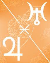 Уран - Юпитер секстиль в транзитной астрологии (транзиты)