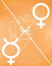 Венера - Меркурий секстиль в транзитной карте (транзиты)