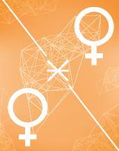 Венера - Венера секстиль в транзитной карте (транзиты)
