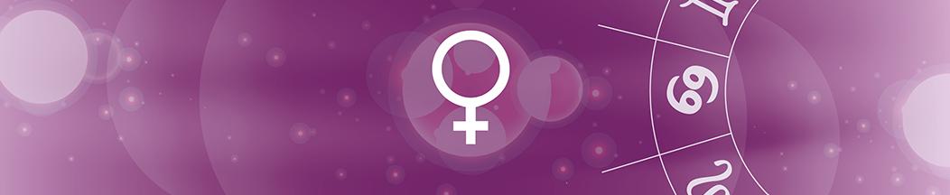 Синастрическая Венера (мужчины, женщины) в Раке